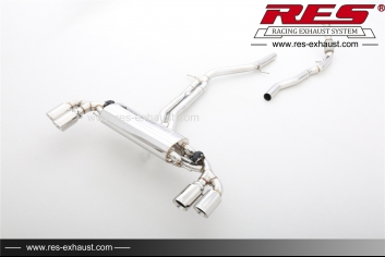 Cayenne Front Pipe V..